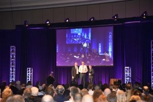 Dr. David Foster receives ATP's Professional Contributions and Service to Testing Award