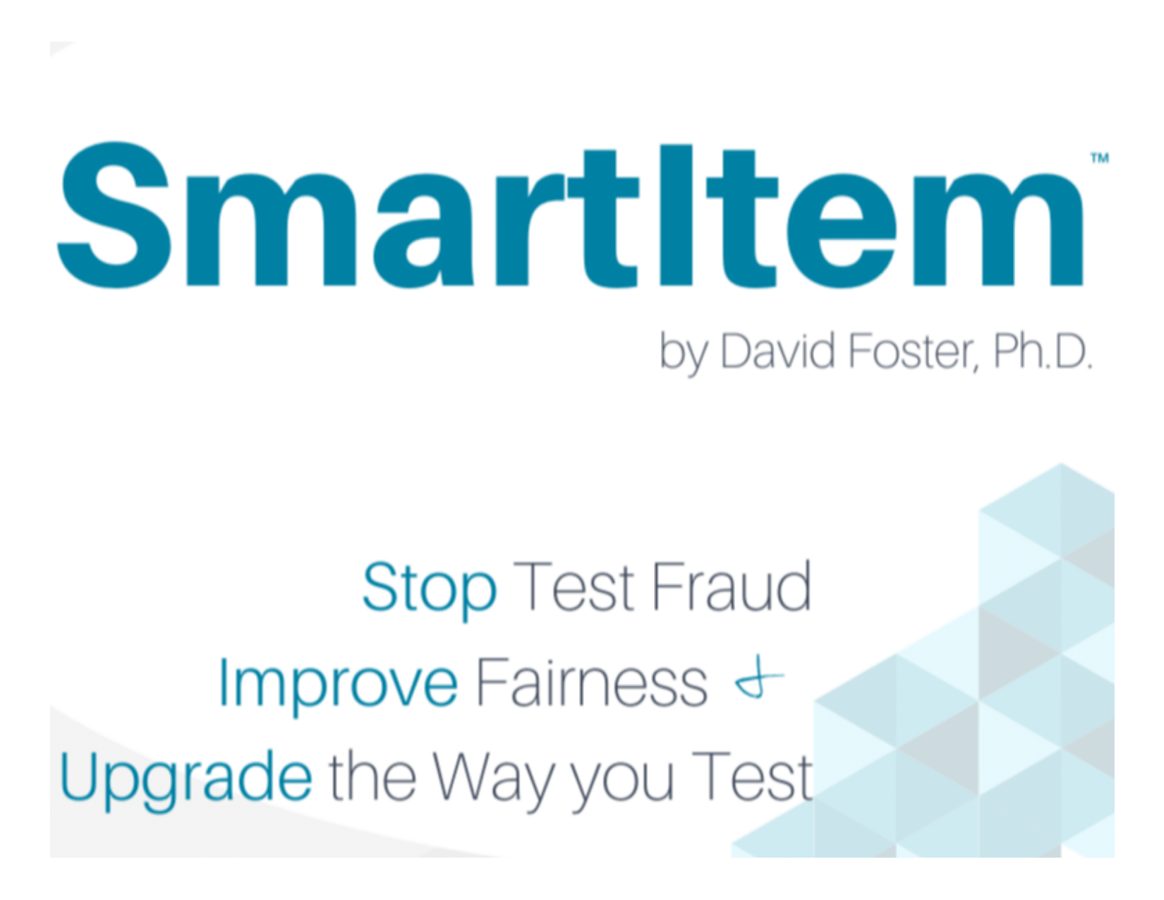 SmartItem Book by David Foster, Ph.D.